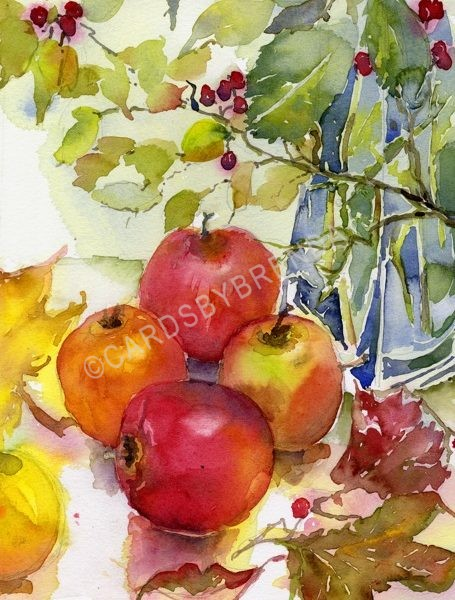 Apples and Berries