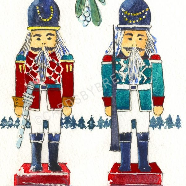 Nutcracker Guards